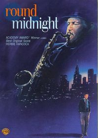 Round Midnight - (Region 1 Import DVD)