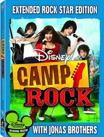 Camp Rock - (Region 1 Import DVD)