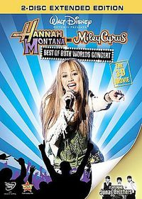 Hannah Montana and Miley Cyrus:Best O - (Region 1 Import DVD)