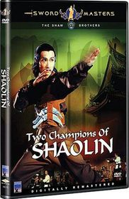 Sword Masters:Two Champions of Shaoli - (Region 1 Import DVD)