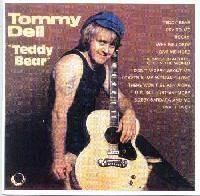 Tommy Dell - Teddy Bear (CD)