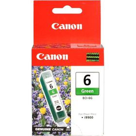 Canon BCi-6G Green Printer Cartridge