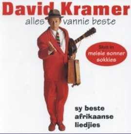 Kramer, David - Alles Vannie Beste (CD)