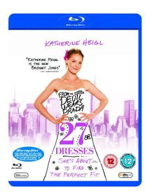 27 Dresses - (Import Blu-ray Disc)