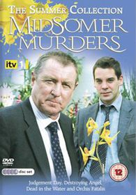 Midsomer Murders - The Summer Collection - (Import DVD)