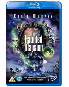 Haunted Mansion - (Import Blu-ray Disc)