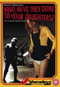 What Have They Done to Your Daughters - (Import DVD)