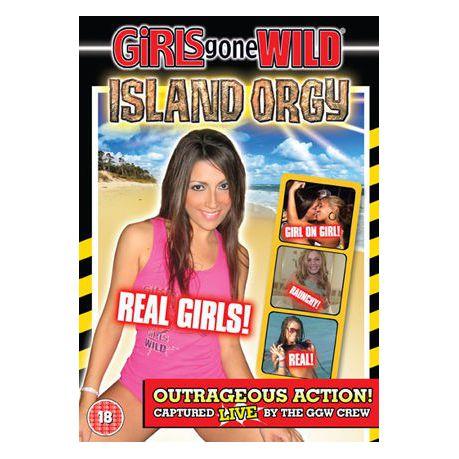 Girls gone wild island orgy