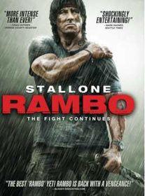 Rambo - (DVD)