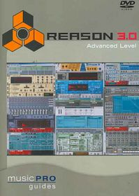 Reason 3.0 Advanced Level - (Region 1 Import DVD)