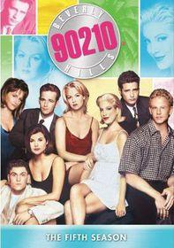 Beverly Hills 90210:Fifth Season - (Region 1 Import DVD)