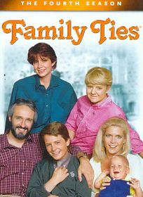 Family Ties:Fourth Season - (Region 1 Import DVD)