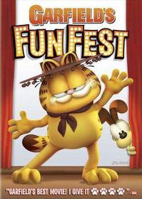 Garfield's Fun Fest - (Region 1 Import DVD)