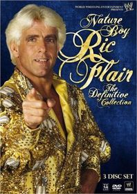 Wwe Nature Boy Ric Flair:Definitive C - (Region 1 Import DVD)