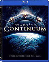 Stargate:Continuum - (Region A Import Blu-ray Disc)