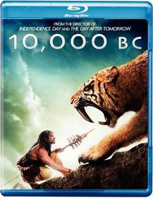 10,000 BC - (Region 1 Import Blu-ray Disc)