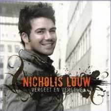 Louw, Nicholis - Vergeet En Vergewe (CD)