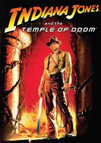 Indiana Jones and the Temple of Doom (1984)(DVD)
