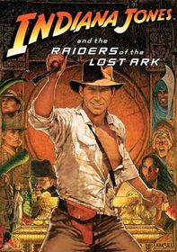 Raiders of the Lost Ark (1981)(DVD)