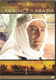Lawrence of Arabia - (Region 1 Import DVD)