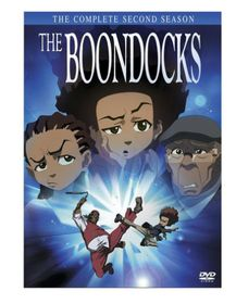 Boondocks Season Two - (Region 1 Import DVD)