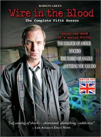 Wire in the Blood:Complete Fifth Season - (Region 1 Import DVD)