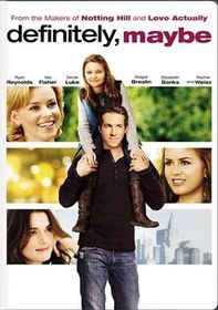 Definitely Maybe - (Region 1 Import DVD)