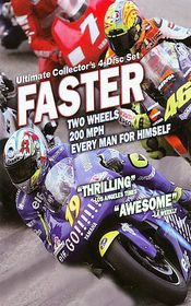 Faster Ultimate Collector's Set - (Region 1 Import DVD)