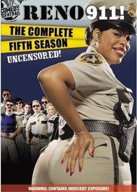 Reno 911:Complete Fifth Season Uncens - (Region 1 Import DVD)