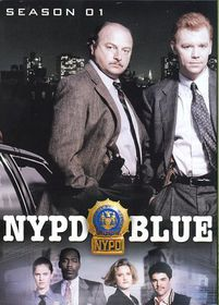 Nypd Blue Season 1 - (Region 1 Import DVD)