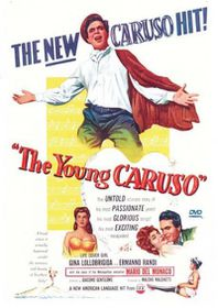 Young Caruso - (Region 1 Import DVD)