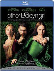 Other Boleyn Girl, The - (Region A Import Blu-ray Disc)