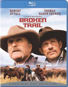 Broken Trail - (Region A Import Blu-ray Disc)