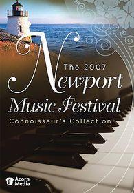 2007 Newport Music Festival Connoisse - (Region 1 Import DVD)