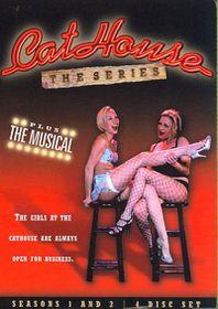 Cathouse:Season One - (Region 1 Import DVD)