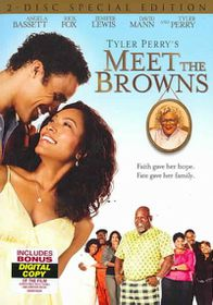 Tyler Perry's Meet the Browns Special - (Region 1 Import DVD)