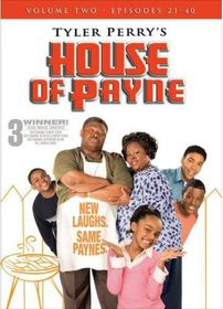Tyler Perry's House of Payne Vol 2 - (Region 1 Import DVD)