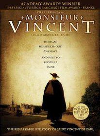 Monsieur Vincent - (Region 1 Import DVD)
