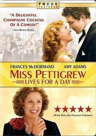 Miss Pettigrew Lives for a Day - (Region 1 Import DVD)