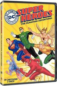 Dc Super Heroes:Filmation Adventures - (Region 1 Import DVD)