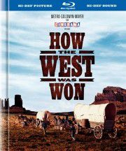 How the West Was Won:Special Edition - (Region A Import Blu-ray Disc)