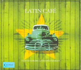 Latin Cafe - Various Artists (CD)