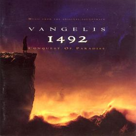 Vangelis - 1492 The Conquest Of Paradise (CD)