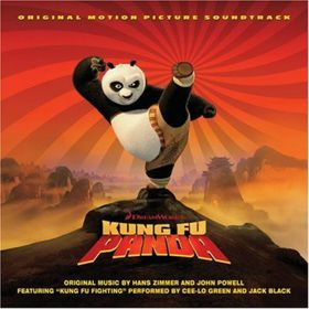 Kung Fu Panda - Kung Fu Panda - Ost (CD)