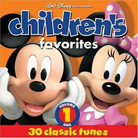 Children's Favorites Vol 1 - (Import CD)