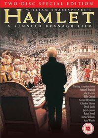 Hamlet (Branagh) - (Import DVD)