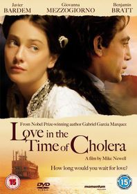 Love in the Time of Cholera - (Import DVD)