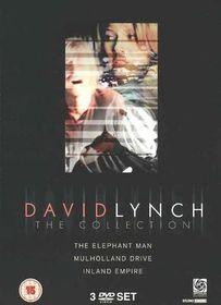 David Lynch Collection Boxset - (Import DVD)