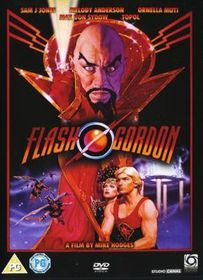 Flash Gordon - (Import DVD)