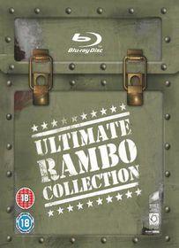 Rambo 1-4 Box Set - (parallel import)